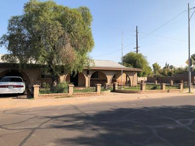 Phoenix Single Family Home For Sale: 3101 N 47th Drive