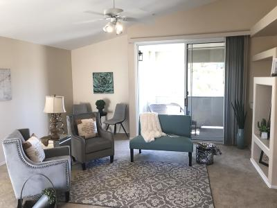 Fountain Hills Condo/Townhouse For Sale: 9750 N Monterey Drive #1