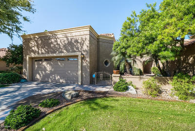 Scottsdale Single Family Home For Sale: 9466 N 105th Place
