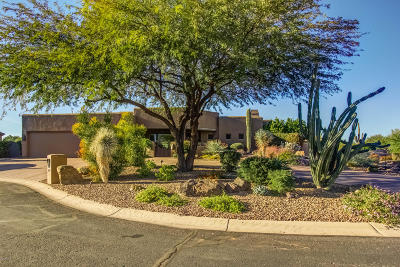 Rio Verde Single Family Home For Sale: 18714 E Ironwood Circle