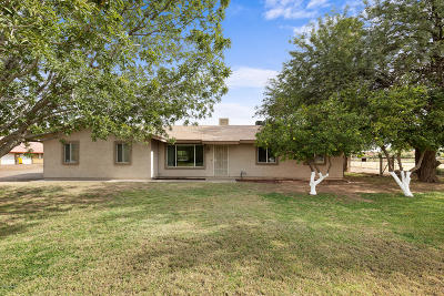 Gilbert Single Family Home For Sale: 23517 S 182nd Street