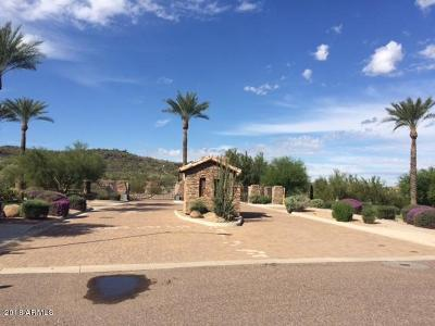 Phoenix Residential Lots & Land For Sale: 3536 W Mulholland Drive