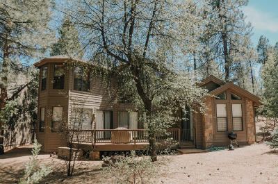 Payson Single Family Home For Sale: 404 N Pine Island Drive