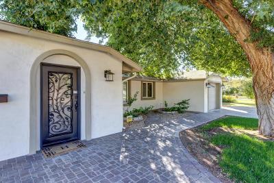 Phoenix Single Family Home For Sale: 3739 E Fairmount Avenue