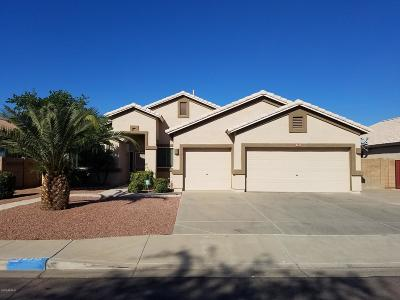 Peoria Single Family Home For Sale: 8616 W Jenan Drive