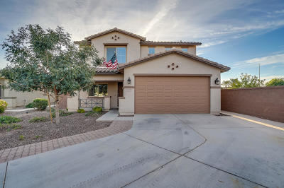San Tan Valley Single Family Home For Sale: 41401 N Ebony Street
