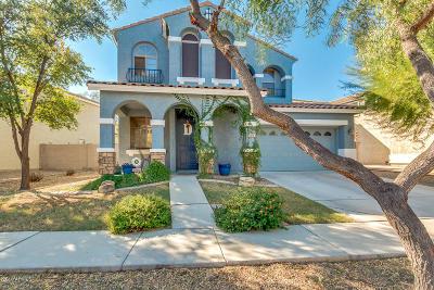 Gilbert Single Family Home For Sale: 4162 S Ponderosa Drive