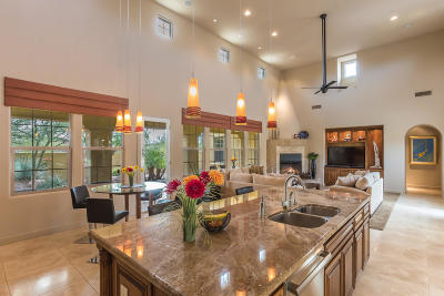 Scottsdale Single Family Home UCB (Under Contract-Backups): 9441 E Canyon View Road