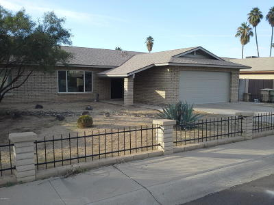 Glendale Single Family Home For Sale: 5521 W Cinnabar Avenue