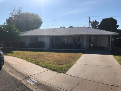 Phoenix Single Family Home For Sale: 3019 E Mitchell Drive