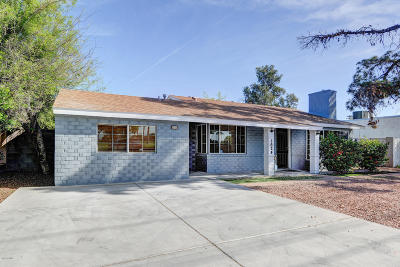 Phoenix Single Family Home For Sale: 1624 W Thomas Road