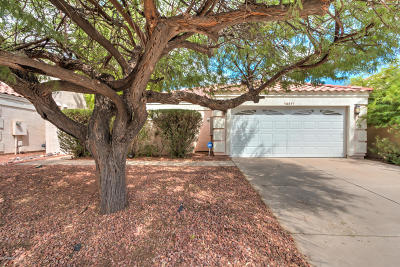 Phoenix Single Family Home For Sale: 16217 S 34th Way