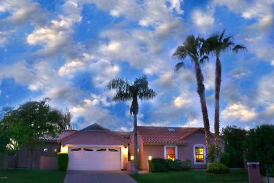 Scottsdale AZ Single Family Home For Sale: $589,900