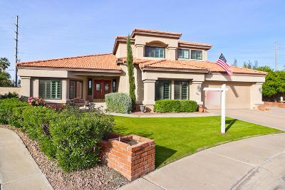 Scottsdale AZ Single Family Home For Sale: $634,900