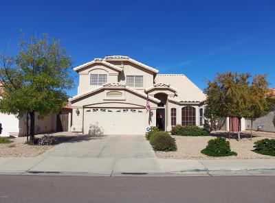 Peoria Single Family Home For Sale: 9662 W Runion Drive