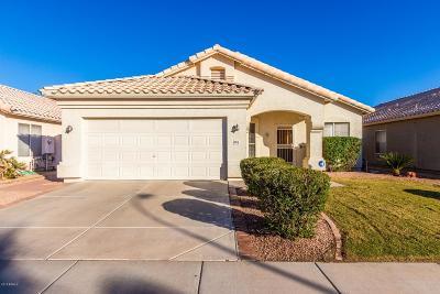 Phoenix Single Family Home For Sale: 4514 E Desert Wind Drive