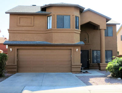 Phoenix Single Family Home For Sale: 4649 N 100th Avenue