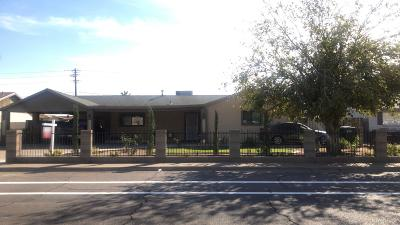 Phoenix Single Family Home For Sale: 6733 W Campbell Avenue