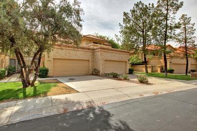 Scottsdale Condo/Townhouse For Sale: 9705 E Mountain View Road #1062
