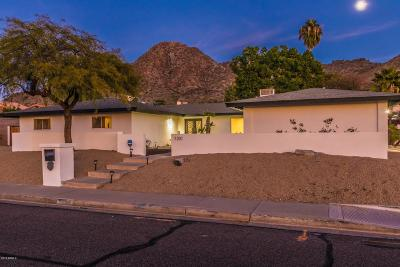 Phoenix Single Family Home For Sale: 7201 N 22nd Street