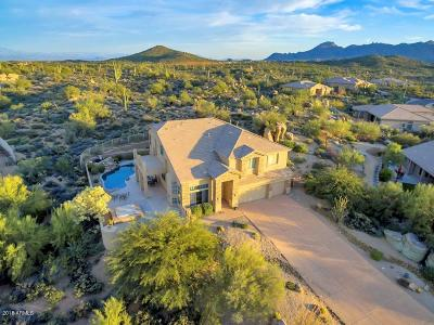 Scottsdale Single Family Home For Sale: 28051 N 115th Place