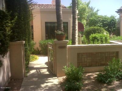 Scottsdale Patio For Sale: 10081 E Turquoise Avenue