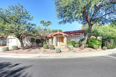Scottsdale Single Family Home For Sale: 5726 E Everett Drive