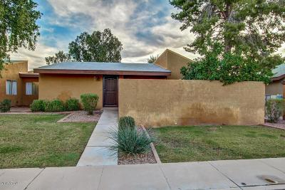 Tempe Condo/Townhouse For Sale: 907 S Hacienda Drive
