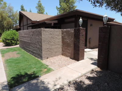 Tempe Condo/Townhouse For Sale: 931 S Casitas Drive #A