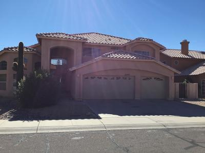 Scottsdale Single Family Home For Sale: 12871 E Becker Lane