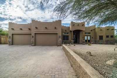 Cave Creek Single Family Home For Sale: 5633 E Perdido Drive