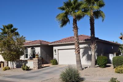 Casa Grande Single Family Home For Sale: 2628 E Golden Trail