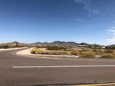 Buckeye Residential Lots & Land For Sale: W Durango Street