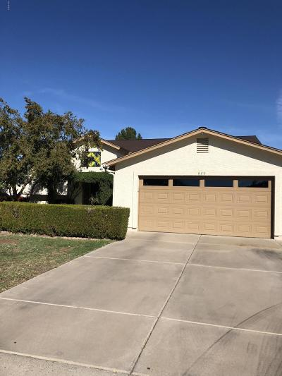 Scottsdale, Chandler, Gilbert, Higley, Mesa, Queen Creek, San Tan Valley, Tempe Single Family Home For Sale: 620 W Camino Circle