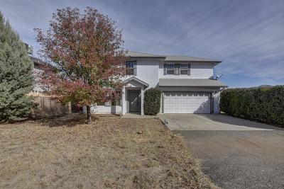 Dewey, Humboldt Single Family Home For Sale: 13014 E Cobb Court