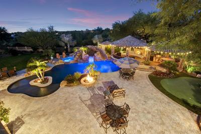 Scottsdale Single Family Home For Sale: 9222 E Rimrock Drive