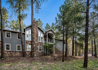 Flagstaff Single Family Home For Sale: 1253 Highland Meadow Road
