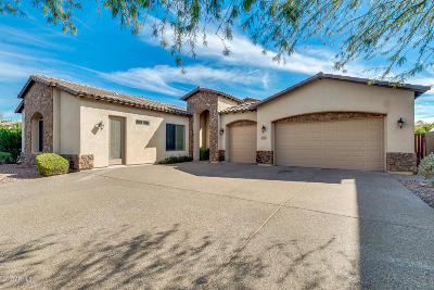 Phoenix Single Family Home For Sale: 2309 E Dry Wood Road