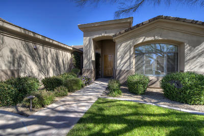 Scottsdale Single Family Home For Sale: 7420 E Quill Lane