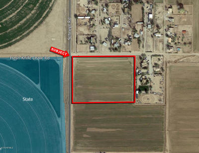 Queen Creek Residential Lots & Land For Sale: 3700 E Hash Knife Draw Road