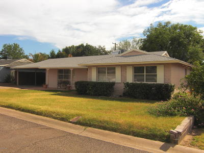 Phoenix Single Family Home For Sale: 1737 E McLellan Boulevard