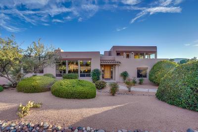Sedona Single Family Home For Sale: 10 Concho Circle