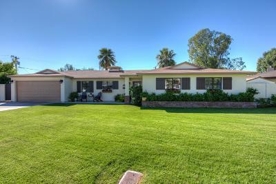 Phoenix Single Family Home For Sale: 3421 E Georgia Avenue