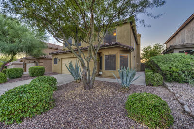 Scottsdale Single Family Home For Sale: 7432 E Christmas Cholla Drive