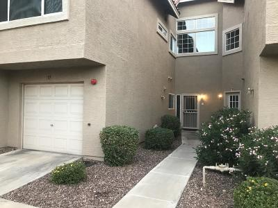 Gilbert Apartment For Sale: 1633 E Lakeside Drive #77