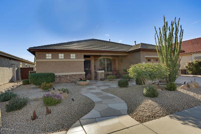 Surprise Single Family Home For Sale: 18351 N Krista Way