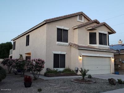 Phoenix Single Family Home For Sale: 1130 E Irma Lane