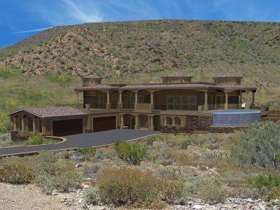 Scottsdale Mountain Residential Lots & Land For Sale: 12964 E Desert Trail