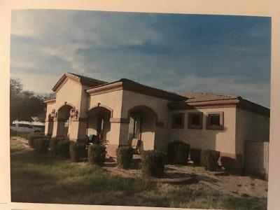 Goodyear Single Family Home For Sale: 16836 W Pioneer Street