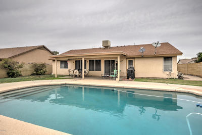 Glendale Single Family Home For Sale: 7701 W San Miguel Avenue